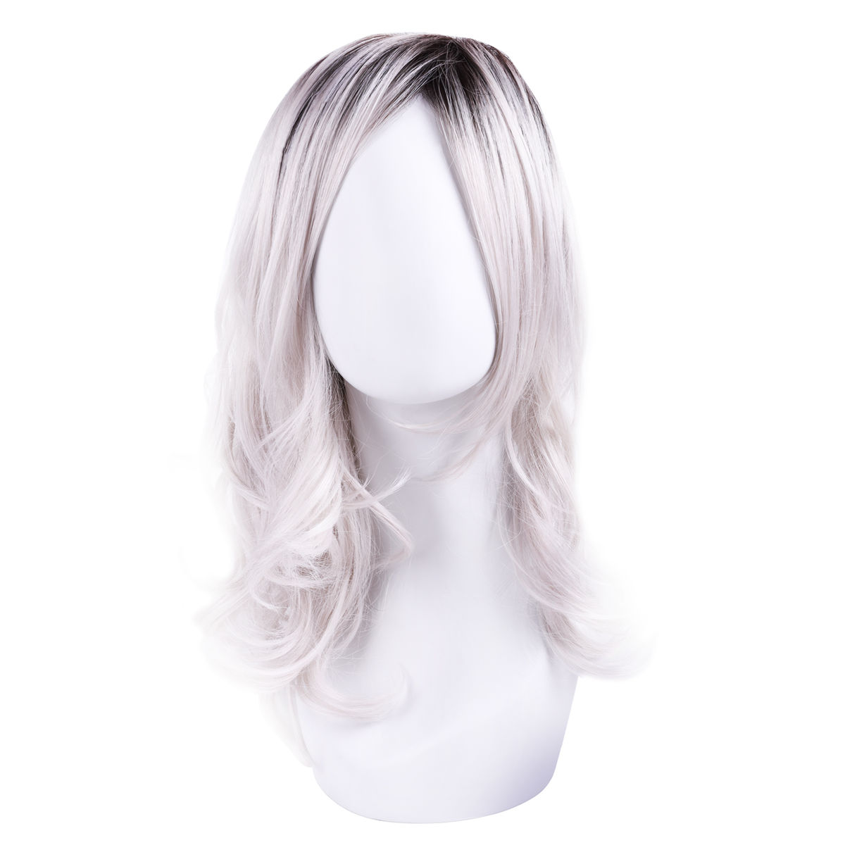 Perika HAIRDO Whiteout Platinum